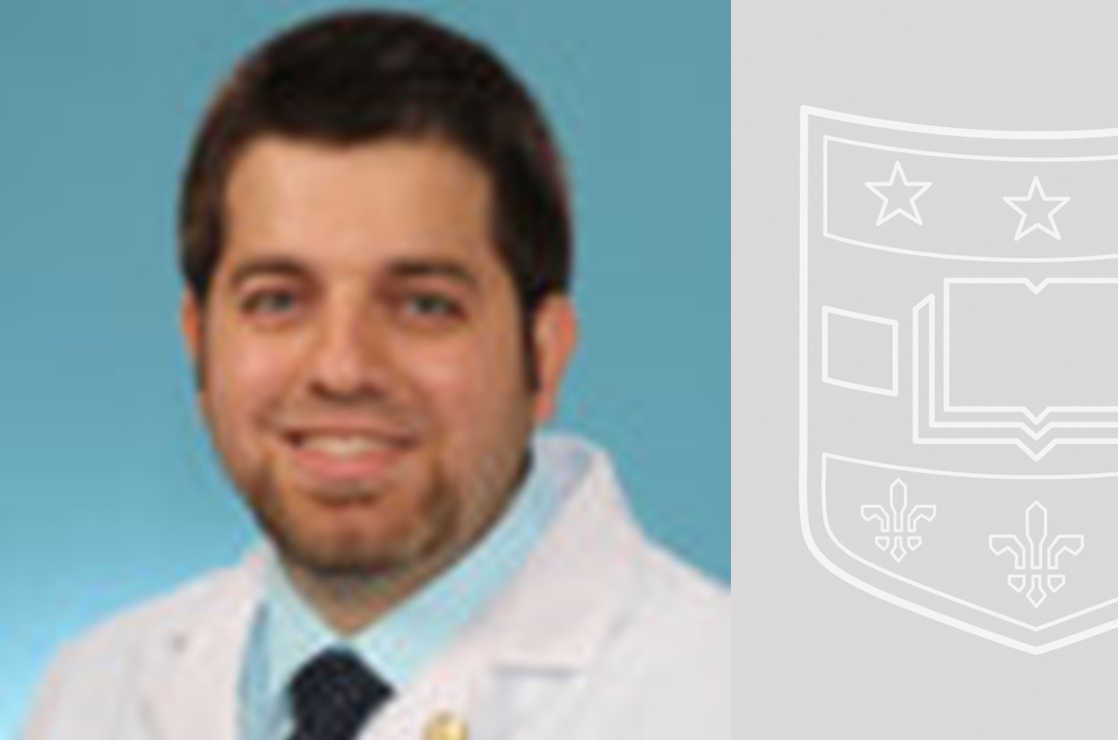Dr  Osama Altayar joins the Department of Medicine - John T
