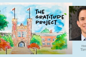 WashU's Gratitude Project Features Internal Medicine Residency Program
