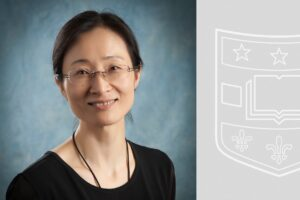 Dr. Jing Li joins the Department of Medicine
